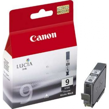 CANON ink PGI-9mbk black matt