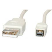 Kamerakaapeli USB 2.0 Mini cable, type A to 4pin, Hirose, 1.8m