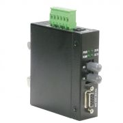 ROLINE Industrial Converter RS232 - Multimode Optical Fiber, ST