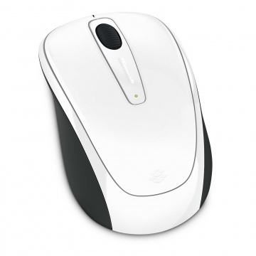 MS Wireless Mobile Mouse 3500 Valkoinen