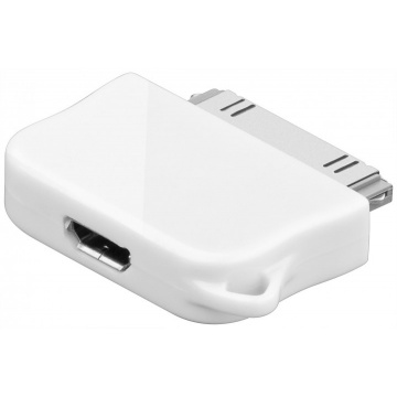 Apple 30pin - Micro USB adapteri