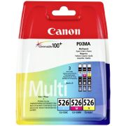 Canon CLI-526 CMY Multipack