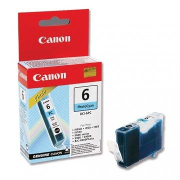 CANON Ink BCI-6pc photo cyan