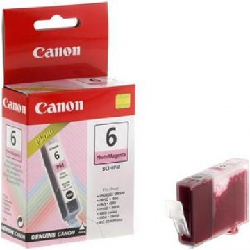CANON Ink BCI-6pm photo magenta