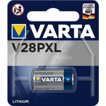 Varta 2CR1/3N (6231) - lithium battery, 6 V 1 kpl