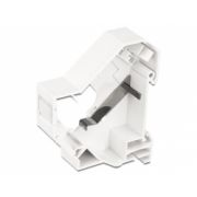 Delock Keystone Mounting for DIN rail with grounding