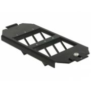 Delock Keystone Mounting 6 Port for floor tank