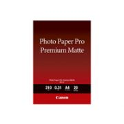 CANON Photo Paper Premium Matta A4, 20 ark.