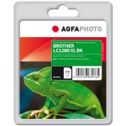 AGFAPHOTO BROTHER LC1280XL mustekasetti, musta