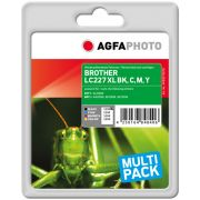 AGFAPHOTO BROTHER LC227XLVALBPDR (LC-225XL / LC-227XL)Multipack