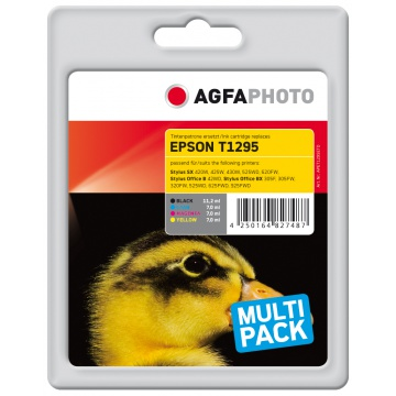 Agfaphoto Epson T1295 Multipack