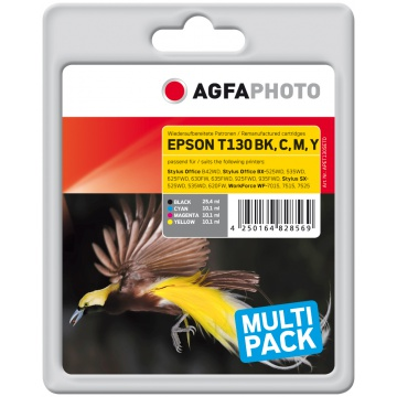 Agfaphoto Epson T1301-T1304 multipack