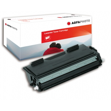 AGFAPHOTO BROTHER TN-6600 MUSTA LASERKASETTI