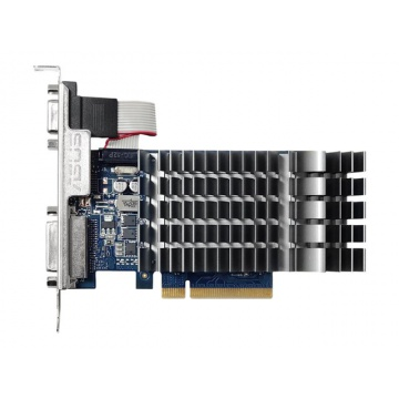 Asus Geforce GT710 passiivi 1GB PCI-E VGA+DVI+HDMI