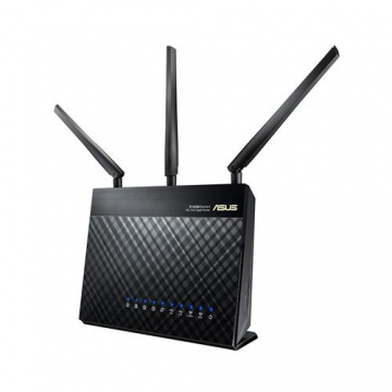 ASUS RT-AC68U Dual Band WLAN AC1900 Gigabit reititin