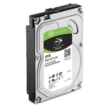 Seagate Barracuda 3TB HDD 5400rpm SATA 6Gb/s 256MB 3,5""