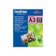 BROTHER BP-60MA3 inkjet paper A3 25 kpl 190g/qm