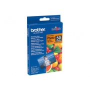 BROTHER BP71GP50 photo paperi A6 50 kpl 190gr