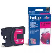 Brother LC980M magenta patruuna