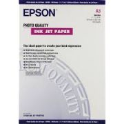 Epson A3 Photo Quality mustesuihkupaperi