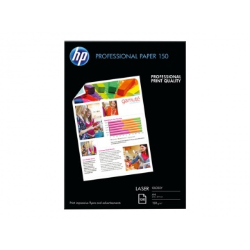 HP Professional Glossy Laser Paper A4 150 g/m2 150 ark.