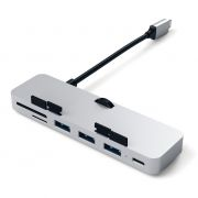 Satechi USB-C Clamp Hub Pro iMac, hopea