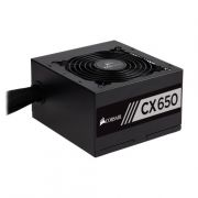 Corsair CX Series CX650 650W 80+ Bronze ATX virtalähde