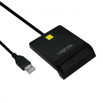 LogiLink Smart Card henkilökortinlukija USB 790dde446d