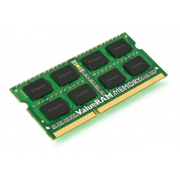 KINGSTON 4GB DDR3 1333MHz SODIMM CL9