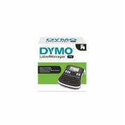 Dymo tarratulostin LabelManager 210D black/silver