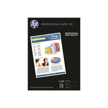 HP Professional Glossy A4 paperi Laser 120g 250kpl