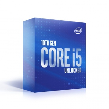 Intel Core i5-10600K 4,1 GHz LGA1200 boxed