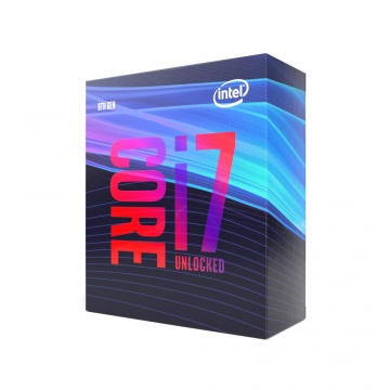 Intel Core i7-9700K 3,6 GHz LGA 1151 R0 stepping boxed