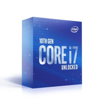 Intel Core i7-10700KF 3,8 GHz LGA1200 boxed