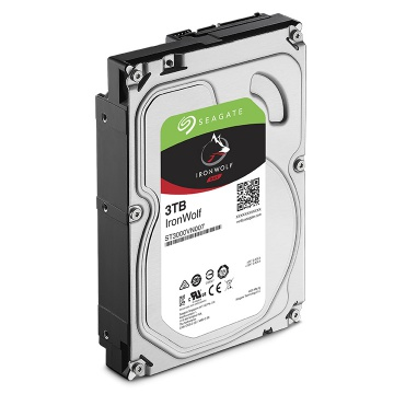 Seagate Ironwolf 3TB Nas HDD 5900rpm SATA 6Gb/s 64MB 3,5""