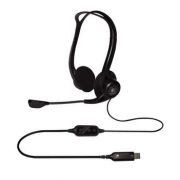 LOGITECH PC Headset 960 USB - Kuulokemikrofoni
