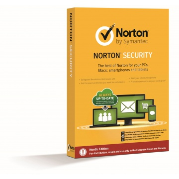 Norton Security Starter 3.0 1laite 12kk