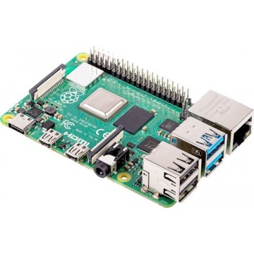 Raspberry Pi 4 Model B, 2 GB RAM