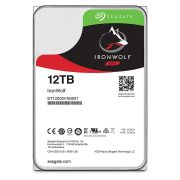 Seagate Ironwolf 12TB Nas HDD 7200rpm SATA 6Gb/s 256MB 3,5""