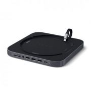 Satechi Aluminum Stand Hub for Mac Mini