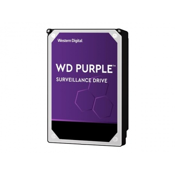 Western Digital Puple 2TB SATA3 5400RPM 64MB 3.5""
