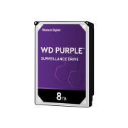 Western Digital Puple 8TB SATA3 7200RPM 256MB 3.5""