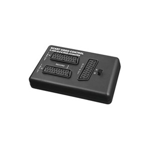 Goobay Scart/video switch box