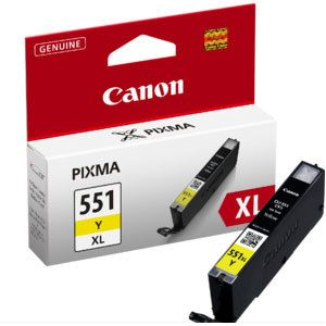 CANON ink CLI-551XL Y yellow