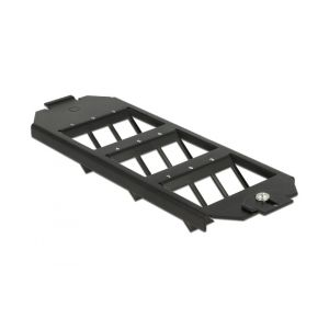 Delock Keystone Mounting 9 Port for floor tank