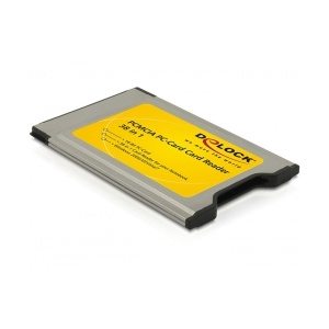 PCMCIA PC-Card Card Reader 38 in 1