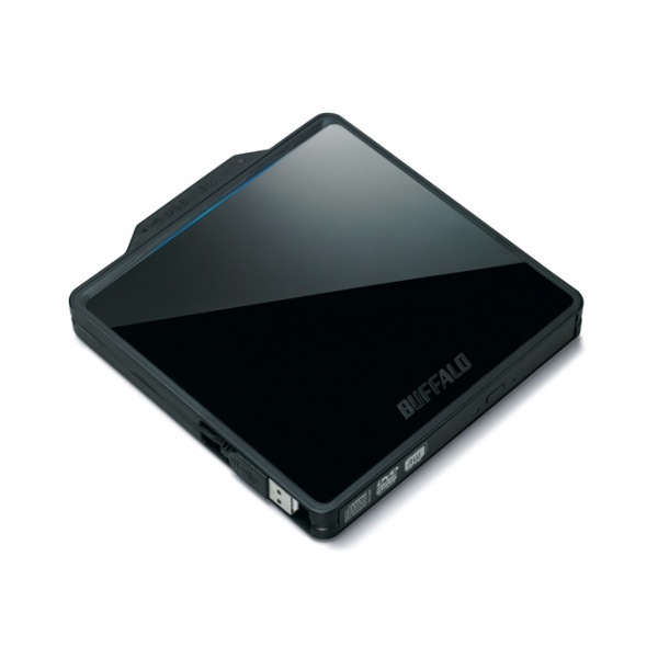 Buffalo 8x DVD+-R/RW USB Slim optinen asema