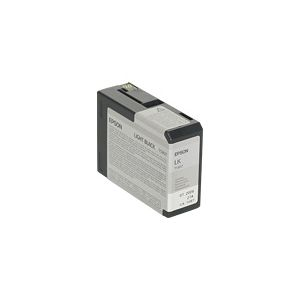 EPSON Ink T5807 Light Black mustekasetti
