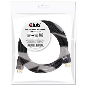 CLUB 3D HDMI 2.0 4K60Hz RedMere 15m kaapeli