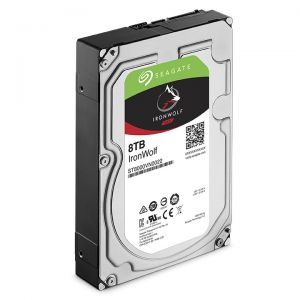 Seagate Ironwolf 8TB Nas HDD 7200rpm SATA 6Gb/s 256MB 3,5""